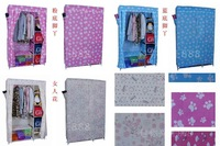 Only 100 Sets for Promotion! Racks 45cm Deep Chest Bureau Armoire Garderobe dustproof DIY combination DressShelf a116397288100
