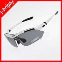 I-bright polarized riding eyewear outside sport sunglasses bicycle cycling goggle mirror belt myopia frame Free shipping