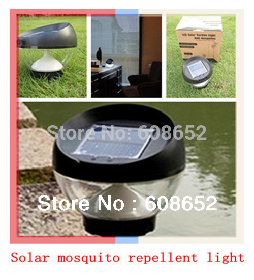 Drive midge - solar 0.38 w ground lamp waterproof lamp LED lamp courtyard garden - free delivery(China (Mainland))