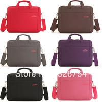 Casual fashion shoulder bag 13 14 male women's laptop bag handbag super this laptop bag 730