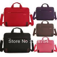Free shipping 719 exquisite brief 14 15 male women's laptop bag handbag laptop bag