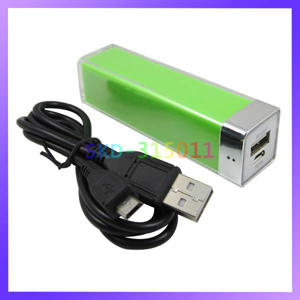 Li Polymer battery 2600MAH External Charger for Samsung /nokia/ iPhone(China (Mainland))