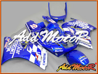 NEW HOT FAIRING KITS Fit RGV250 VJ22 91-96 Movistar Blue ABS Fairing 21Z26