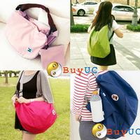 Fashion Travel Schoolbag Cross Shoulder Bag Big Folding Multi-function