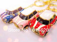Jewelry Mini cute car 4GB/8GB/16GB/32GB USB Flash Drive Pen Drive Disk free shipping