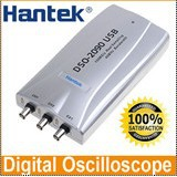 Freeshipping Portable Oscilloscope Hantek DSO-2090 DSO2090 USB PC Oscilloscope 100MS/s 40MHz