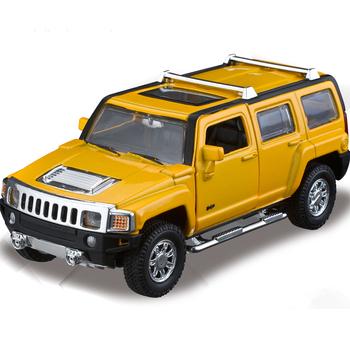 Hummer hummer h3 alloy car models plain door car toy