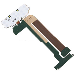 New Replacement LCD Screen Connector Flex Ribbon Cable Flat For Nokia N95 8GB(China (Mainland))