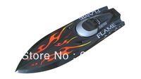 Free shipping Vantex Flame Racing 800mm Fiberglass Composite brushless version RTR RC boats with Pistol Transmitter