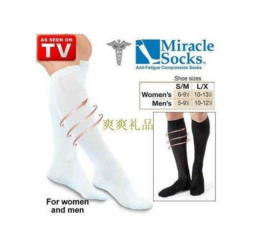free shipping 10pcs/lot miracle socks magice socks Beautiful leg socks as seen on tv(China (Mainland))