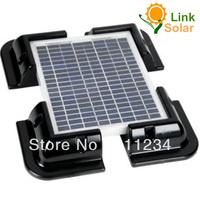150mm BLACK COLOR 4PCS/SET ABS MOUNTING UV Resistance CARAVAN RV Solar Panel Corner Mount