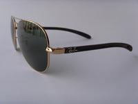Fashion sun glasses rb8307 sunglasses all-match metal brief anti-uv