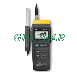 LUTRON SL-4013 Digital Sound Level Meter Auto range Separate probe AC output Free Shipping(China (Mainland))