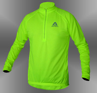 Plus size bicycle ride service quick-drying perspicuousness top long-sleeve ride service