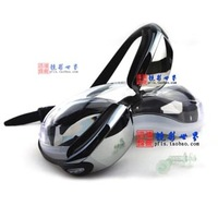 Cool type antimist plating goggles swimming goggles wg49-a new arrival back button