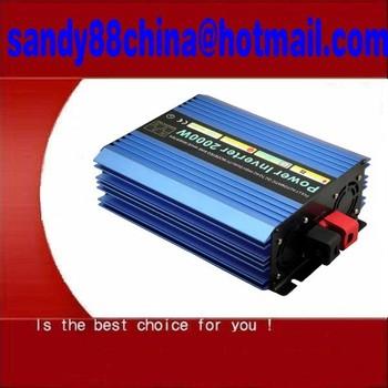 2000w peak 4000w modified power inverter DC12V AC 110V ! Free shipping,Brand New ! power inverter