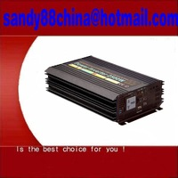 12VDC or 24VDC to 110VAC 2500W Modified Sine Wave USB Mobile Car Power Inverter