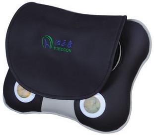 Yihekang 535n jade heated massage pillow neck waist massage device cushion massage cushion