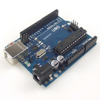 UNO R3 development board microcontroller 2012 latest MEGA328P ATMEGA16U2 Arduino Compatible