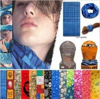 New 2014 COOL 400 Designs Scarfs Mask Mens Fashion Sport Headband Hood Balaclava Men & Women Face Turban Scarfs 100% Polyester