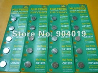 Lots of 100 Pcs CR1220 1220 LM1220 CR 1220 5012LC Button Battery