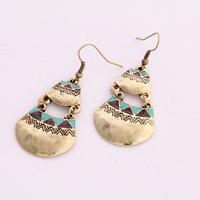 Europe and America vintage earrings  South Korea fashion classical style
