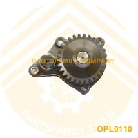 Engine Oil Gear Pump for Komatsu Yanmar 4D84-2 4D84-3 Engine