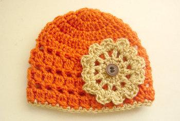 wholesale 10pcs/lot Crochet Baby Girl flower Hat Newborn Photography Prop