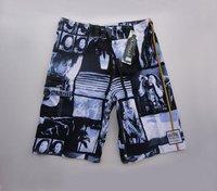 Retail fashion 2014 classic panties for men adult gift swimwear sport telescope short Beach Swim sweat bermudas short trousers