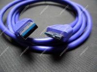 USB 3.0 Data Cable Cord for WD My Book Passport Essential external Hard Disk HDD 1.5M