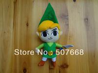"Global 7"" inch 20cm  Holdings Zelda Plush"