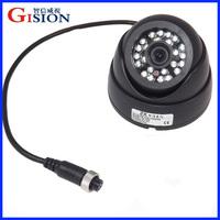 Free shipping CCD Camera,1/3 Sony 24pcs LED IR night vision CCTV Camera,Aviation Interface 420TVL Security Camera