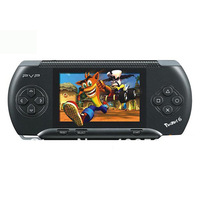 2.7 Inch TFT LCD PVP Portable Handheld Game Console Enclosed A Game Cassette With 999999 Games