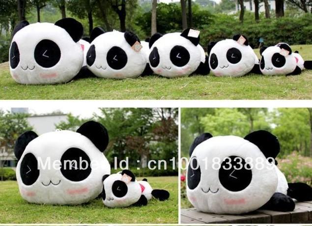 Dolls With Big Heads Big Head Panda Plush Toy The
