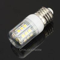 Free Shipping New E27 5.5W 27SMD LED Day White Corn Spot Light Lamp Bulb AC 220V 80325