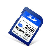 Free Shipping 2GB High Speed SD Memory Card