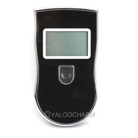 New Wholesale LCD Display Digital police Breathalyzer Analyzer breath Alcohol Tester 80434 free shipping