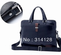 Mazzy star B20052-4 genuine leather/tide man/shoulder bag Korean handbags briefcase computer bag