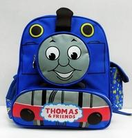 free shipping thomas School bag thomas primary school students backpack lightening school bag backpack