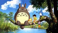 """04 my neighbor totoro cartoon movie 42""""x24"""" Poster"""
