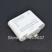 5+1 in 1 camera connection kit card reader for IPAD Mini