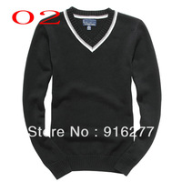 2014 men's sweaters men's new fall fashion casual brand pullovers sweater free shipping promotion