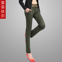 Spring new arrival legging casual skinny pants female slim pants long trousers spring female