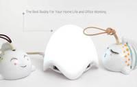 DHL/Fedex free shippin innovative breathing sensor LED night lamp USB hub lamp