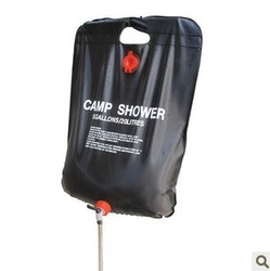 camping outdoor shower bag portable storage bags 20lpvc water bag(China (Mainland))