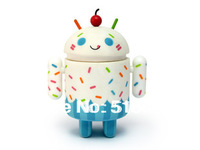 Google Android Doll Robot Cupcake Doll Lovely Design Girl's Favourite Doll 2nd Edition Mini Doll 8.5 cm  Height Hot Sales