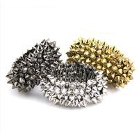 Min $20 (can mix) Free Shipping!! Punk fashion vintage fashion rivet female bracelet 7137