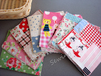 Free Shipping,DIY patchwork Fabric,Hexagonal(Length about 3.8cm), 150Pcs/Lot,50 Colors No Repeat