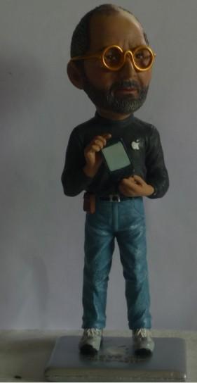 Steve jobs doll limited edition(China (Mainland))