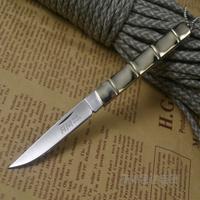 Japan fruit knife gift knife folding knife lock saf 5818
